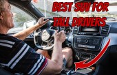 Best SUV with legroom for Tall Drivers