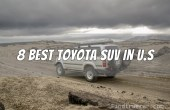 Best Toyota SUV - Land Cruiser Off-Road
