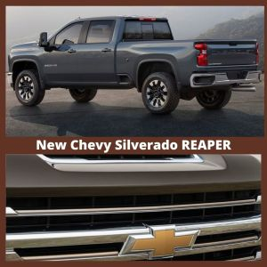 Read more about the article 2021 Chevy Silverado Reaper; Everything You Should Know