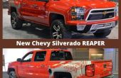 2021 Chevy Silverado Reaper VS Raptor
