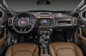 2021 Fiat Toro Interior Pictures