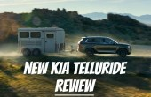New Kia Telluride Review