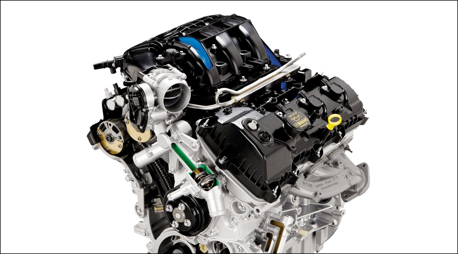 Ford 3.5L Duratec ti-VCT Engine Review