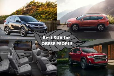Read more about the article Best SUVs for Obese People | Most Spacious SUVs and Crossovers