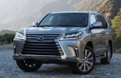 Lexus LX 570 is Heaviest SUVs you can buy Right Now