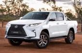 New Lexus Pickup Truck Concept