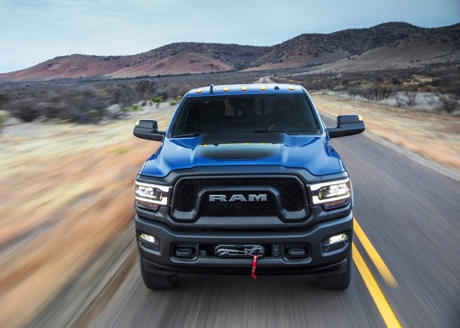2021 Ram Macho Power Wagon Engine Specs