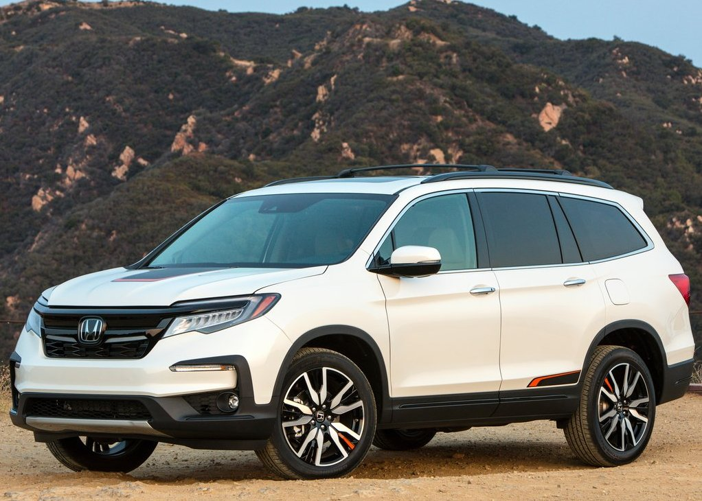 Honda Pilot is Legendary for Driver visibility