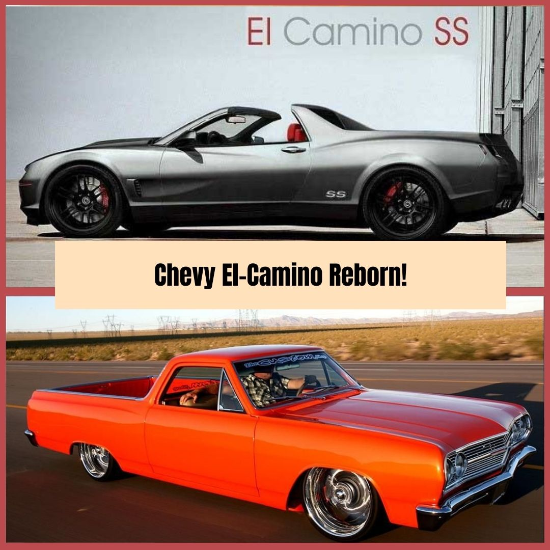 New Chevrolet El-Camino Updates