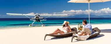 Living in Fiji is not always luxury