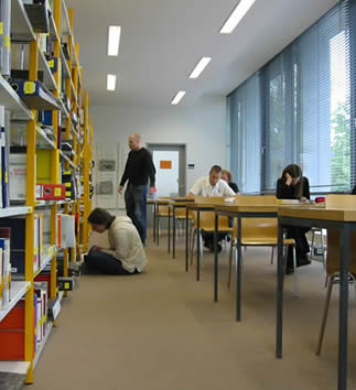 college-library