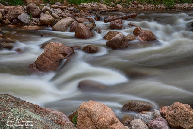 Rocky Mountain Flow Wall Art Prints
