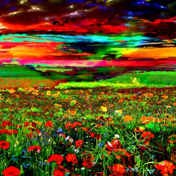 Landscape Art Series