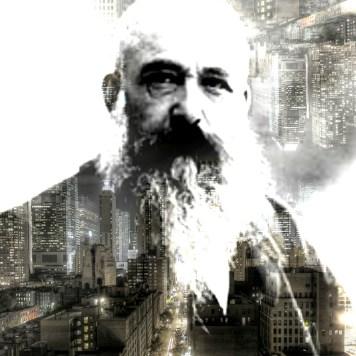 Portrait Art Claude Monet