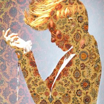 Portrait Art La Roux