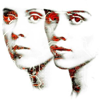 Portrait Art Tegan and Sara