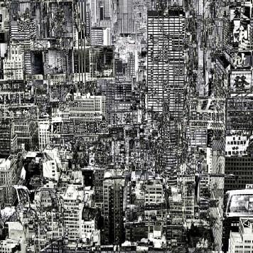 United City Art Print