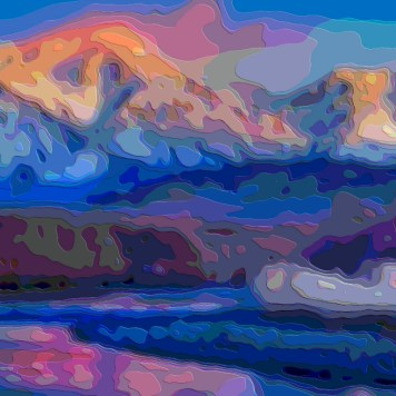 Digital Landscape Art