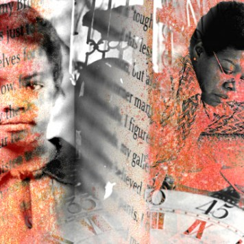 Maya Angelou Art Portrait