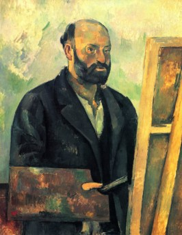 Paul Cézanne Impressionist Painter