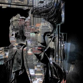 Portrait City Art La Roux
