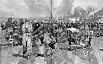 City Cityscape Digital Art