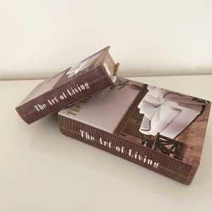 קופסת ספר ארכיטקט ליבינג