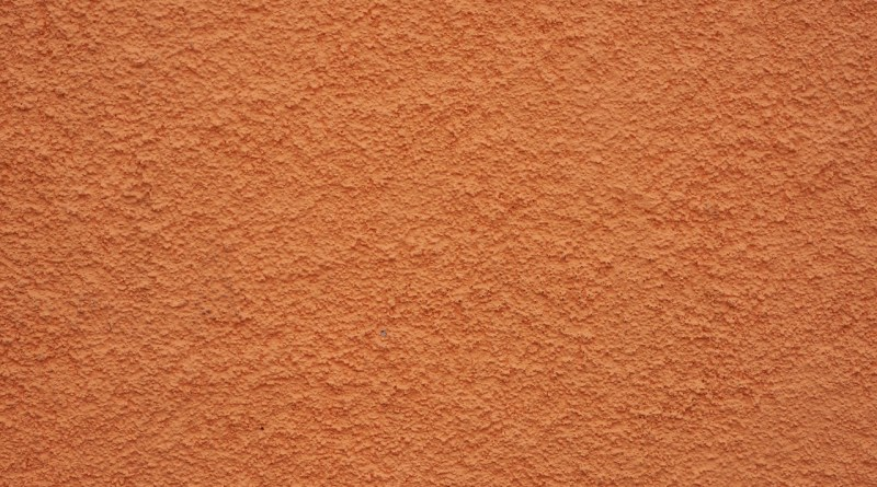 Wall Stone Orange Plaster Cement  - Engin_Akyurt / Pixabay