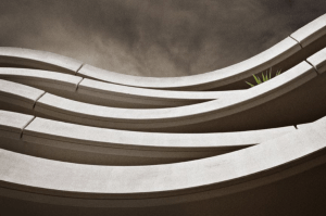 Curved Cladding - Fine Angle Photography