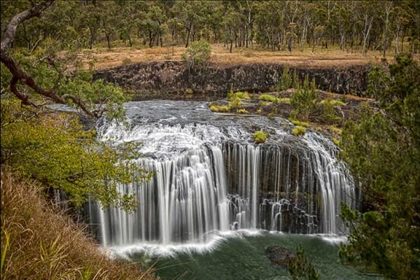 Millstream Falls - Landscapes