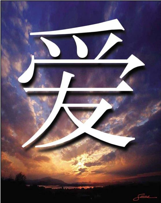 faith hope love tattoo. Chinese Symbol Tattoos. Their are so many tattoos