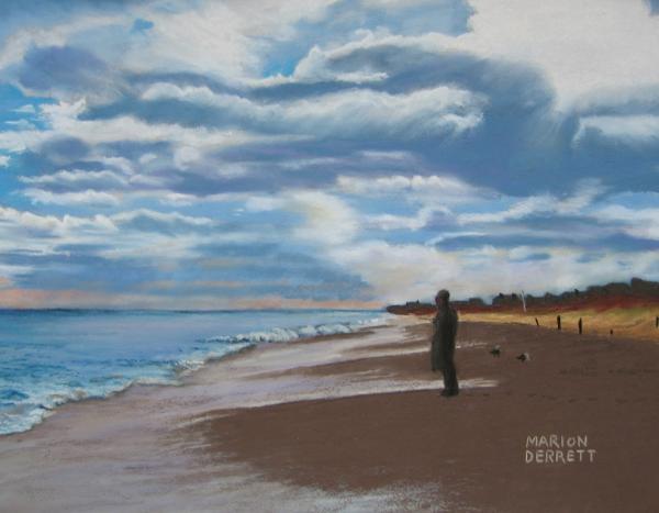 على شاطئ الزمن