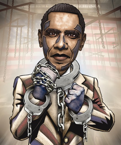Image result for obama slave