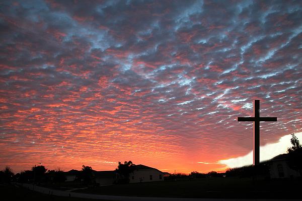 Image result for cross sunrise