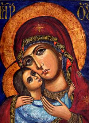 Online Contest A Child Is Born Orthodox And Catholic