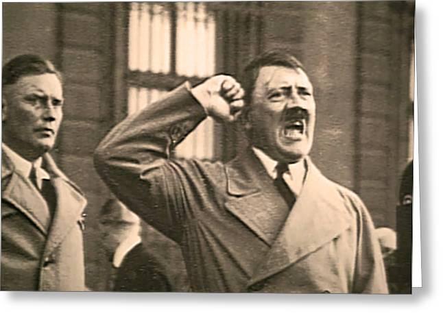 Hasil gambar untuk nazi orator
