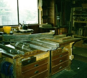 Rebuilt bookcase 4