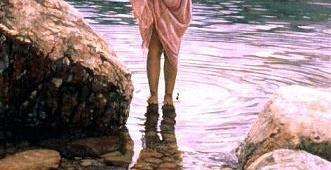 steve hanks realistic watercolor paintings fine art blogger
