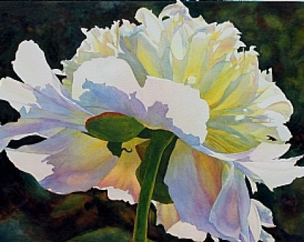 daisy-painting