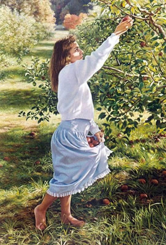 girl-pastel-painting