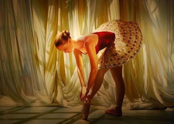 ballet-paintings