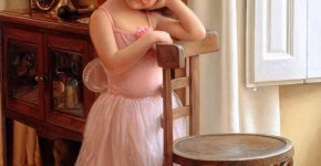 photorealisctic-kid-painting