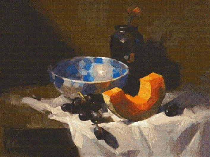 pappaya-painting