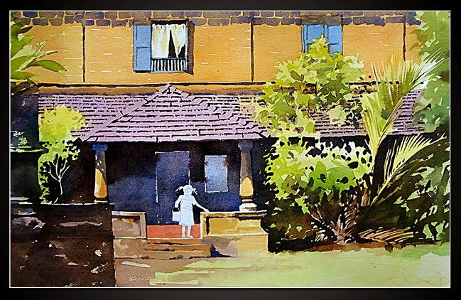 sujith-vt-watercolor-paintings