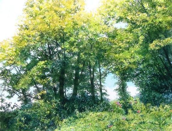 Abe-Toshiyuki-paintings