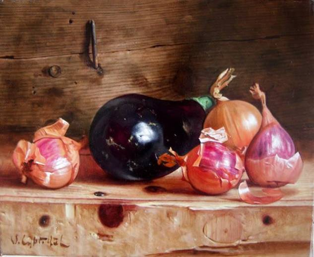 onion-oil-paintings