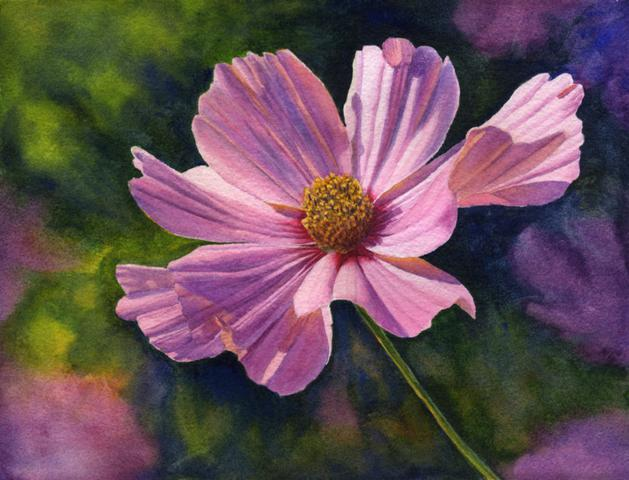 daisy-flower-painting