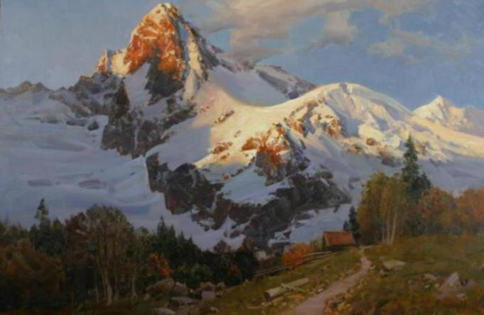 russian-plein-air-painting