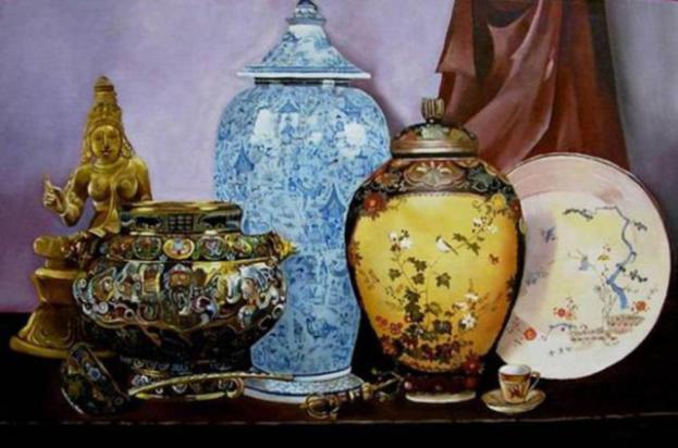 Hungary-oil-paintings