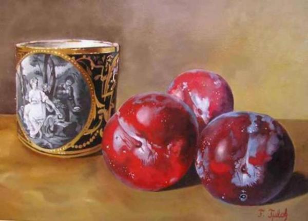 cherry-oil-paintings